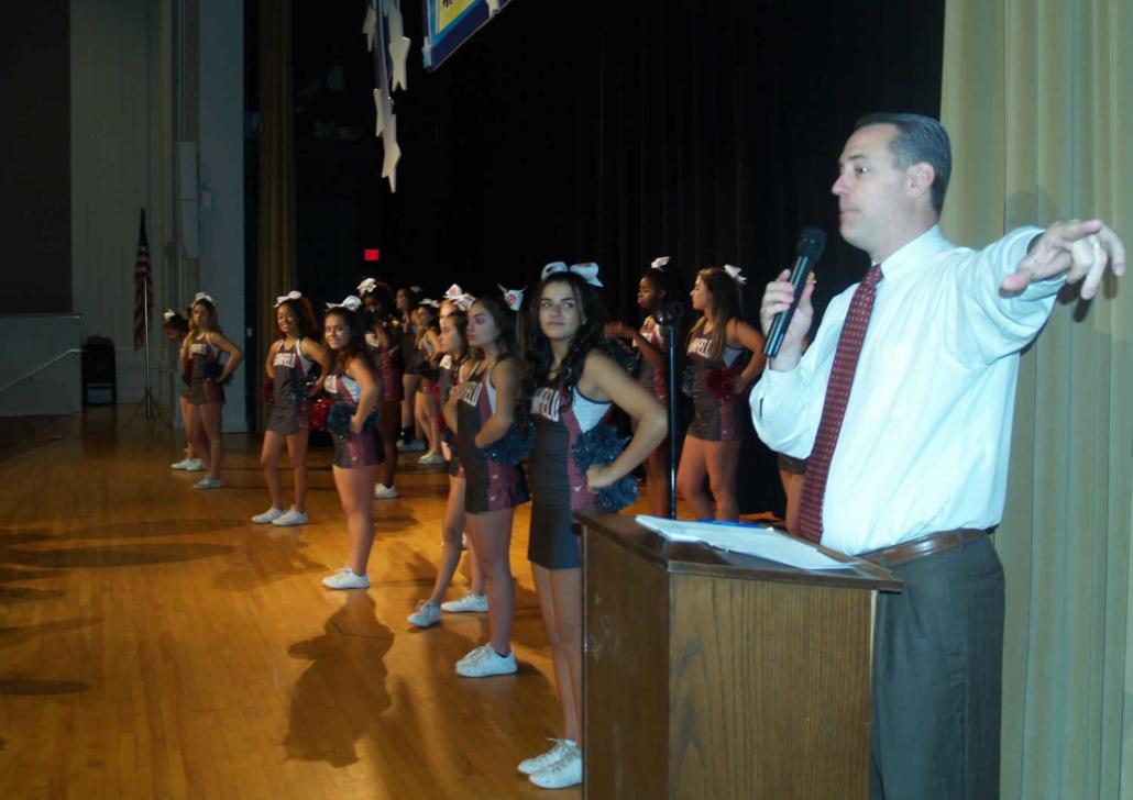 Principal Jennings - Bloomfield HS
